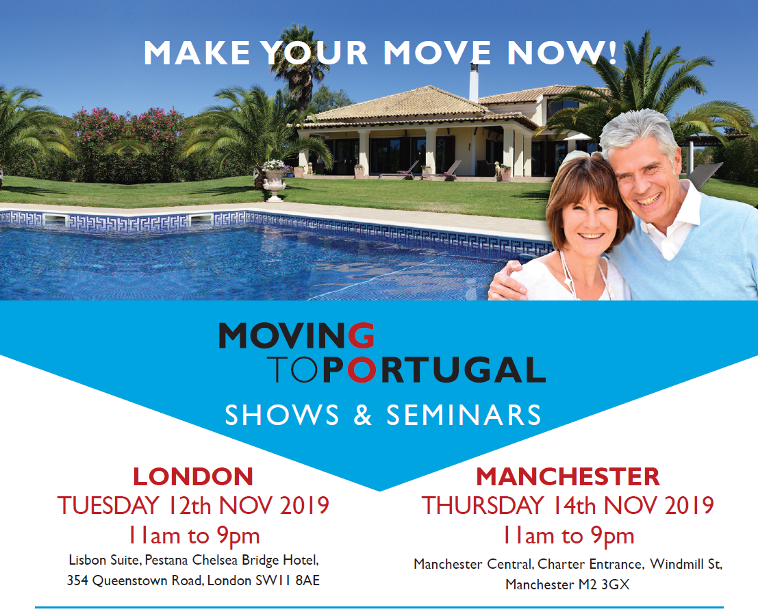 Moving to Portugal Show